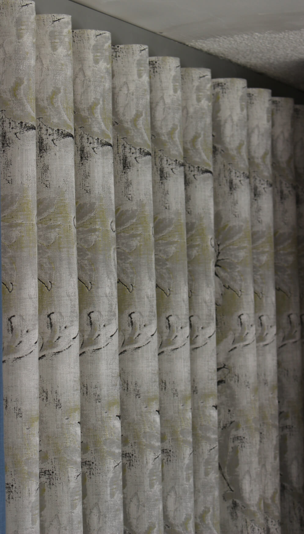 Onda perfecta la cortina ideal cortinajes com n - Tipos de cintas para cortinas ...