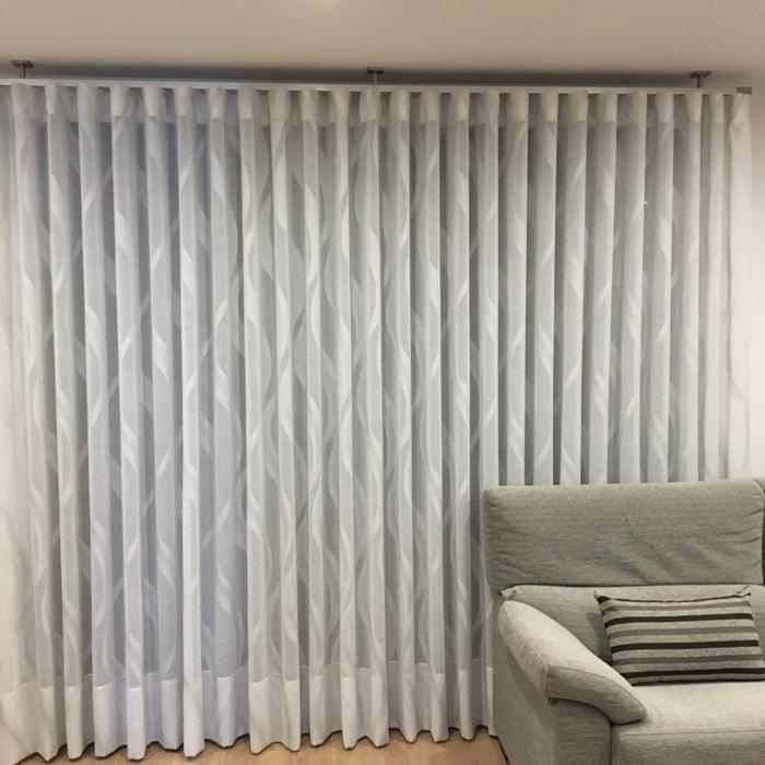 instalacion cortinas onda perfecta