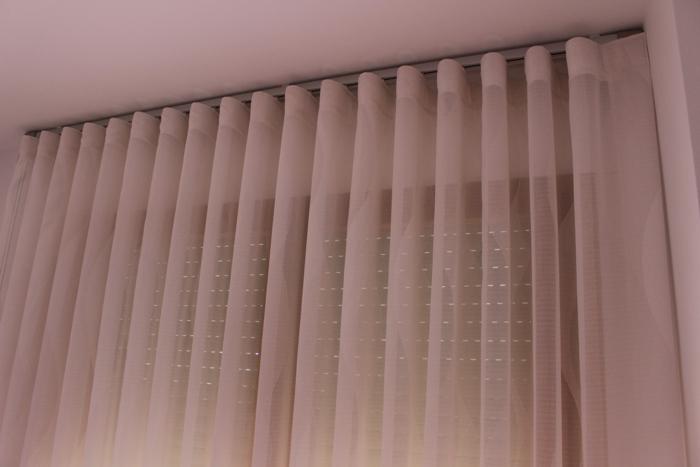riel cortina onda perfecta