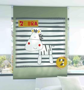 enrollable digital zebra