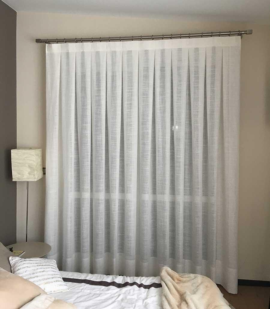 Cortinas de dormitorio en zaragoza cortinajes com n - Cortinas baratas zaragoza ...