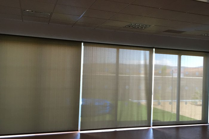 cortinas enrollabes economicas