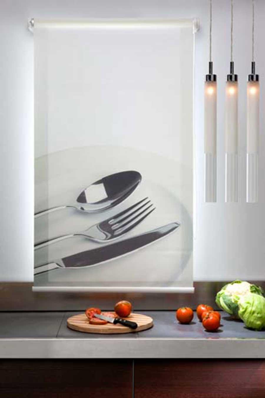 Estores de cocina en zaragoza cortinajes com n for Stores para cocinas