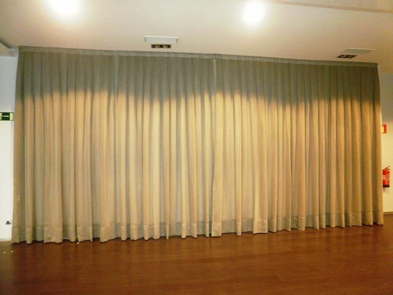 resistencia cortinas opacas