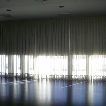 cortinas para hoteles en zaragoza