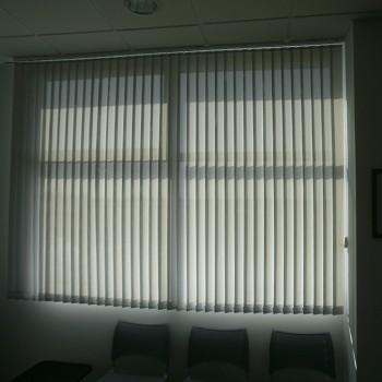 cortinas para oficina en zaragoza