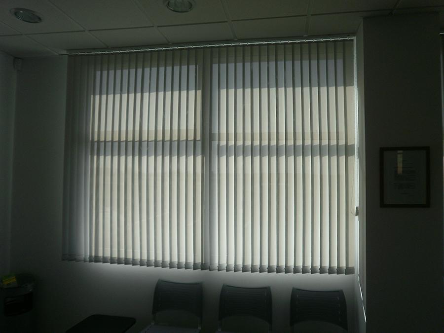 Cortinas para oficina en zaragoza cortinajes com n - Cortinas para oficinas ...