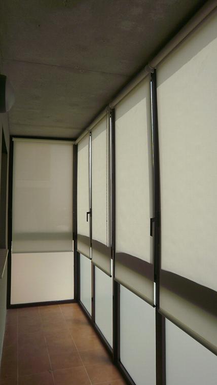 Estores para terraza en zaragoza cortinajes com n - Estores para terrazas ...