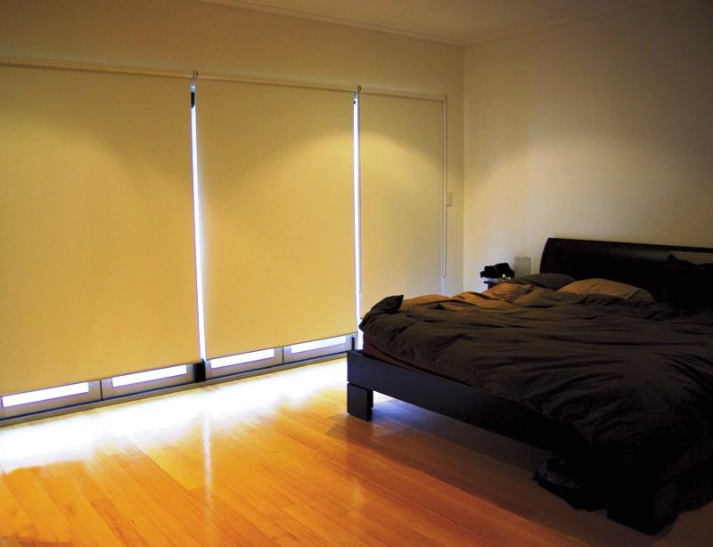 cortinas opacas iluminacion