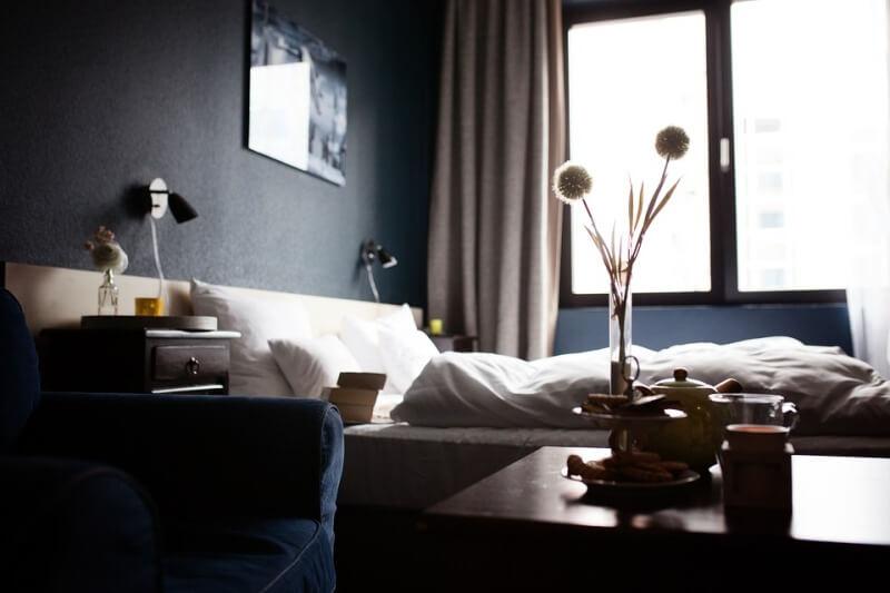 mobiliario decoracion hotel