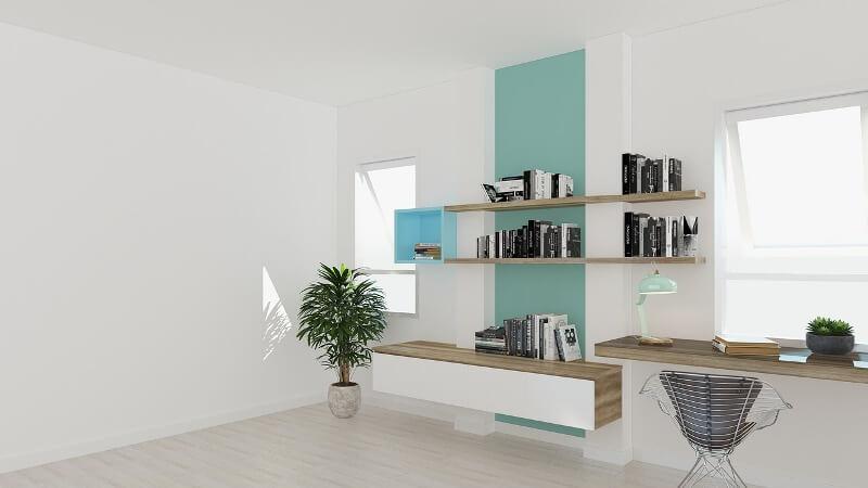 muebles estilo moderno