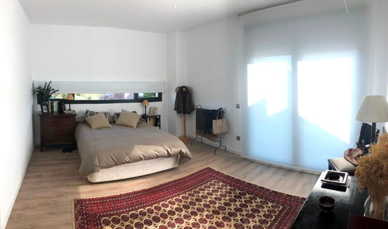 Consejos para conseguir un dormitorio más amplio