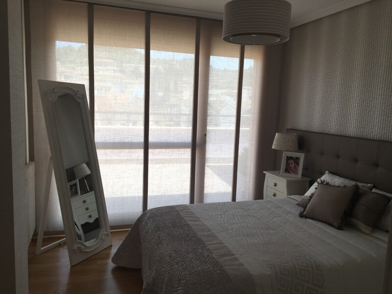 uso espejos amplitud dormitorio