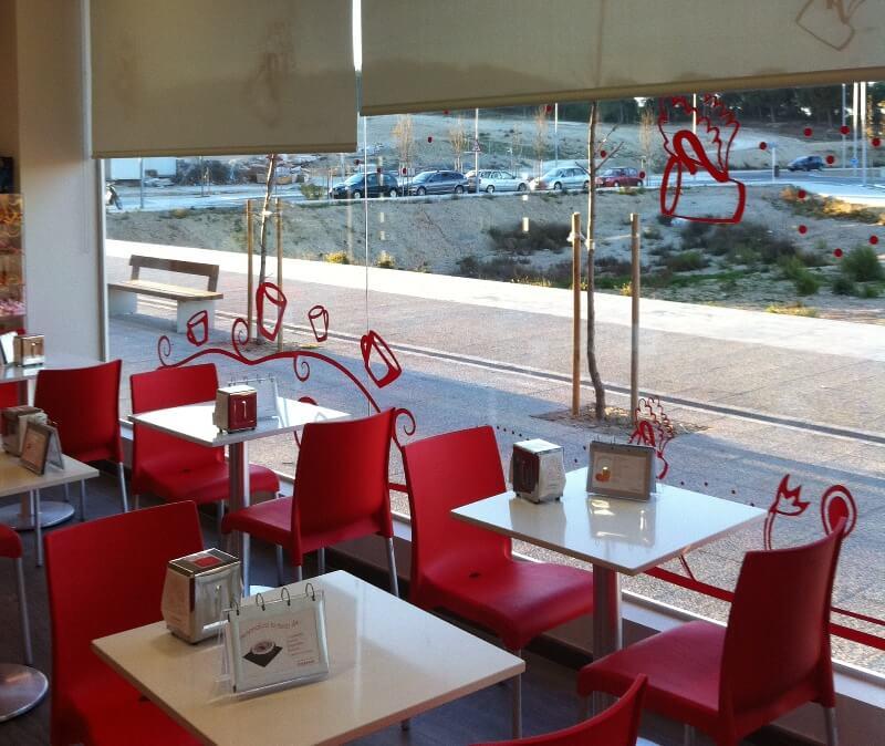 decoracion cafeterias