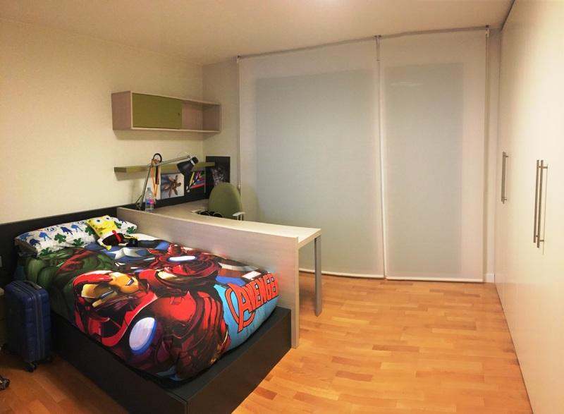 espacios dormitorio juvenil