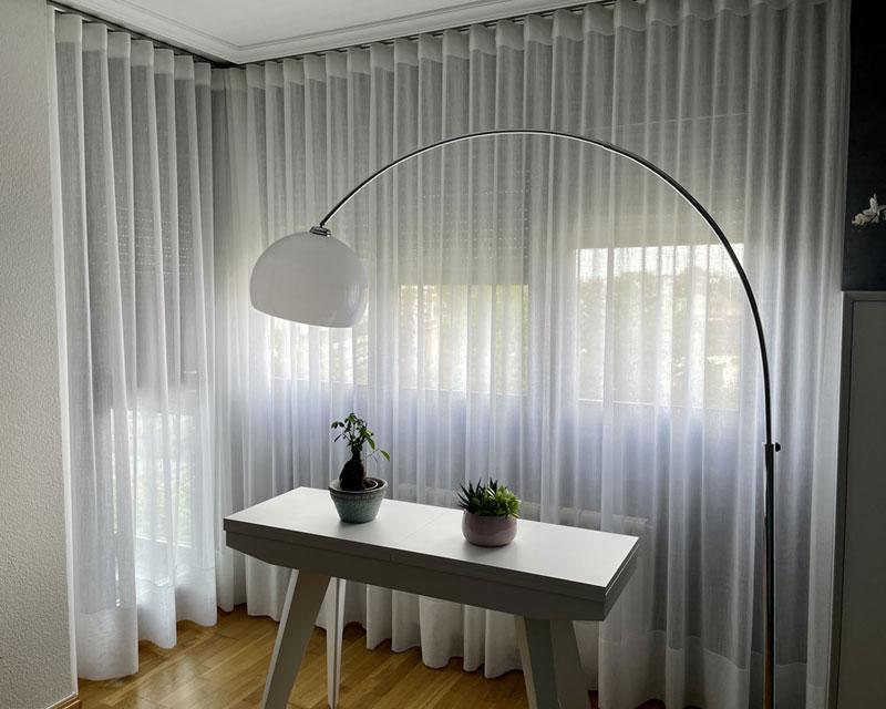 Diferencias entre cortinas, estores y visillos