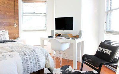 Ideas de decoración para habitaciones pequeñas