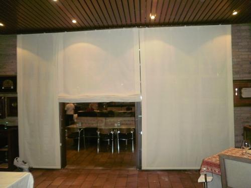 cortinas para hosteleria en zaragoza